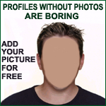 Image recommending members add New Mexico Passions profile photos